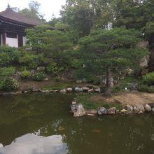 仁和寺御殿庭園