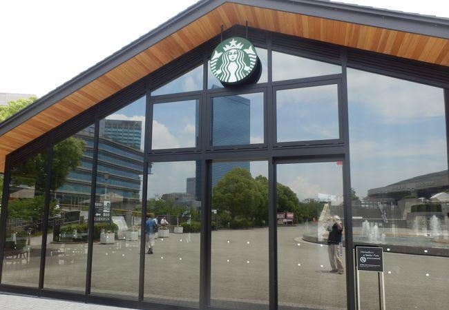 スターバックスコーヒー 大阪城公園店