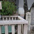 写真:生田神社 梶原の井