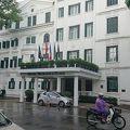 格式あるラグジュアリーなホテル