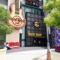 写真:ハードロックカフェ ユニバーサルシティウォーク大阪店