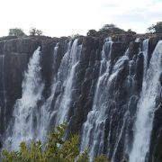 世界三大瀑布の一つ
