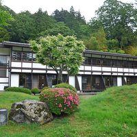 宿泊した松の館
