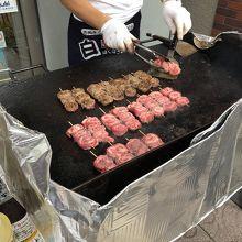 行列のできるお肉屋さん☆かっぱステーキ