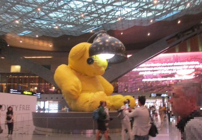 オリックスラウンジ (ドーハ国際空港)