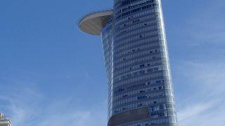 唯一の高層ビル