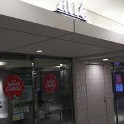 吉祥寺駅に直結するJR系駅ビル