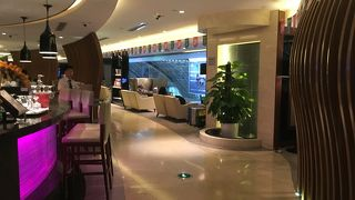 成都双流国際空港 第2ターミナル 国内線ラウンジ
