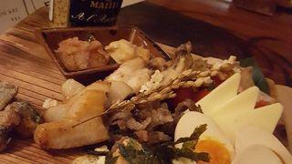 煙 燻製バル トリベーネ 阿倍野店