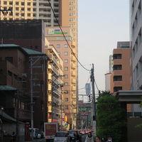 仙台駅東口から建物が見えます