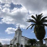 天草では一番早く造られた教会