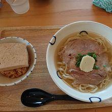 島豆めしセット