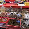 写真:新東亜水産物総合市場