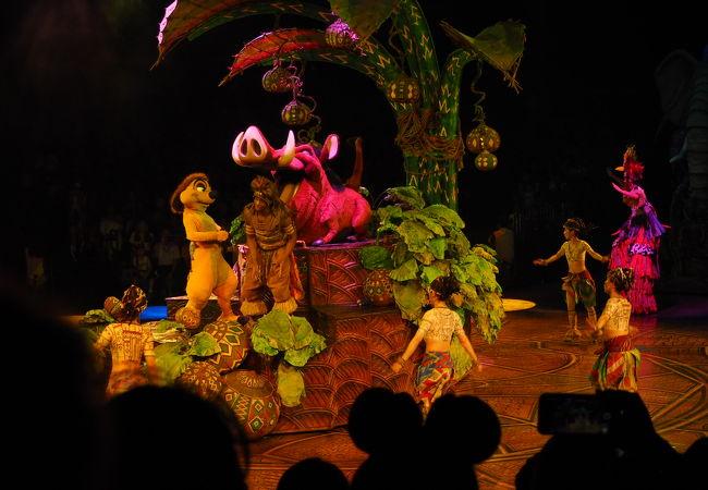 フェスティバル オブ ザ ライオン キング