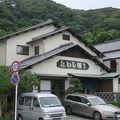 下田の蕎麦屋はここ「いし塚」