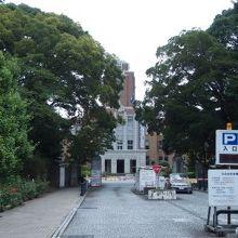 旧茨城県庁