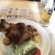 ケルシュビールと美味しいドイツ料理