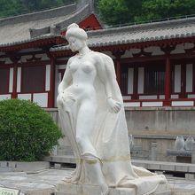 華清池(驪山温泉)