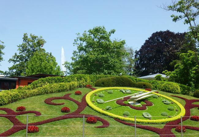 イギリス公園 (アングレ庭園)