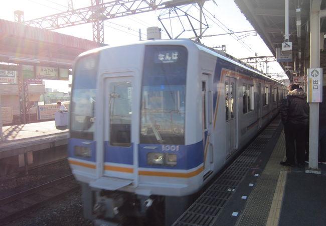 南海電鉄 南海線 (空港線)