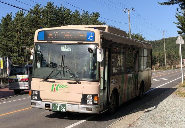 路線バス (弘南バス)