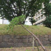 東京では貴重な東海道の木戸跡