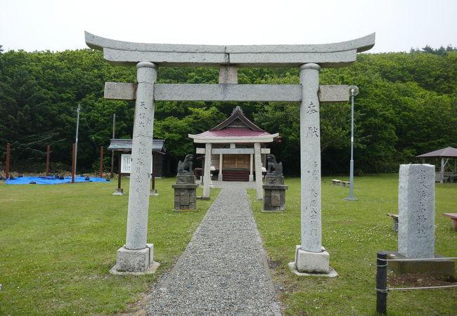 宗谷厳島神社