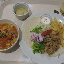 JICA東京食堂