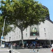 スペイン各地に在るデパート