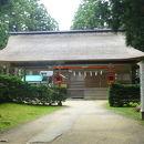 白山神社神楽殿