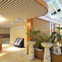 ガルーダ インドネシア航空ファーストクラス&ビジネスクラス専用ラウンジ (デンパ サール空港)