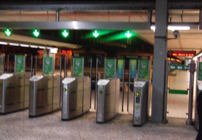 カイス ド ソドレ駅