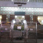 夜の九龍清真寺 (回教寺院)