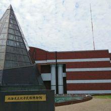 博物館外観