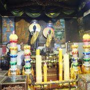 シェリムアップ市内の仏教寺院