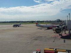 ドンムアン空港 展望台