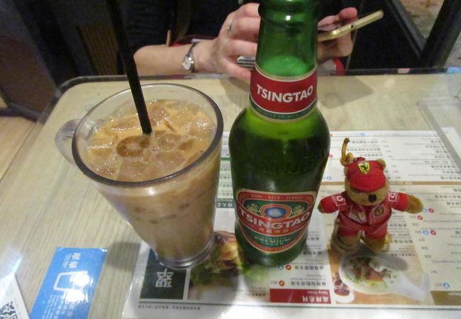 翠華餐廳 (セントラル店)