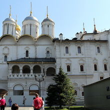 パトリアーシェ宮殿
