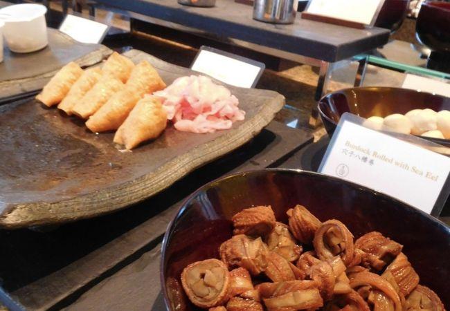 クラブフロア宿泊で無料の朝食ブッフェをいただきましたが・・・