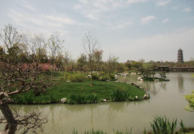 痩西湖公園