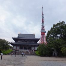 増上寺最大の建築物