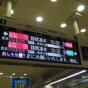 巨大ターミナル駅迷子注意