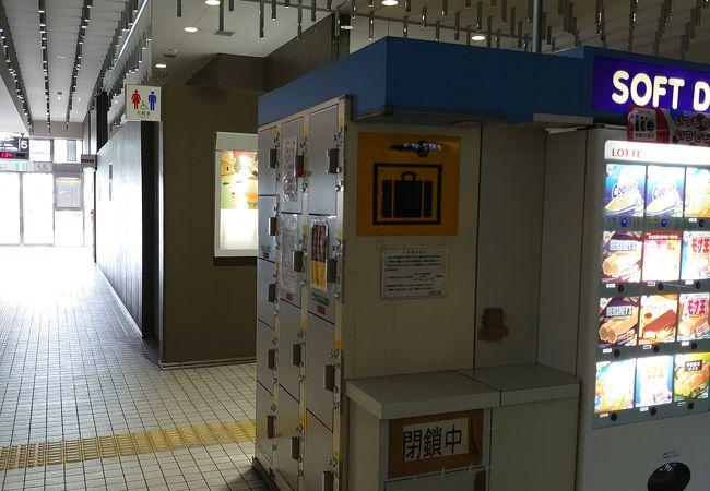 福住バスターミナル