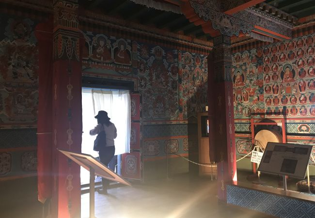 すみずみまで仏教画