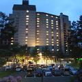 清潔な大型ホテルです。