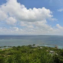 大神島 遠見台