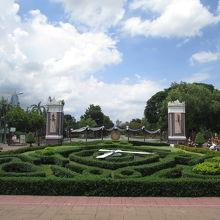 ルンピニー公園