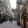 写真:ザルツブルク市街の歴史地区