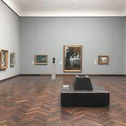 マイン川のほとりにあるドイツ有数の美術館