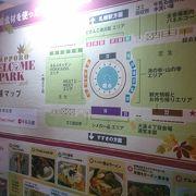 北海道の味覚が大集合